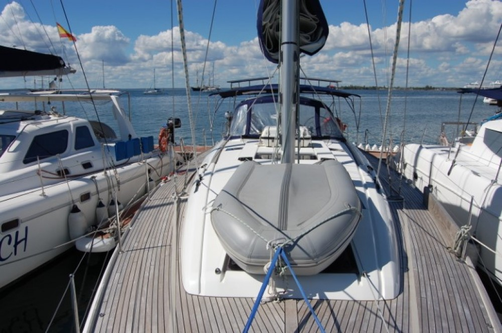 Rental yacht Cienfuegos - Jeanneau Sun Odyssey 519 on SamBoat