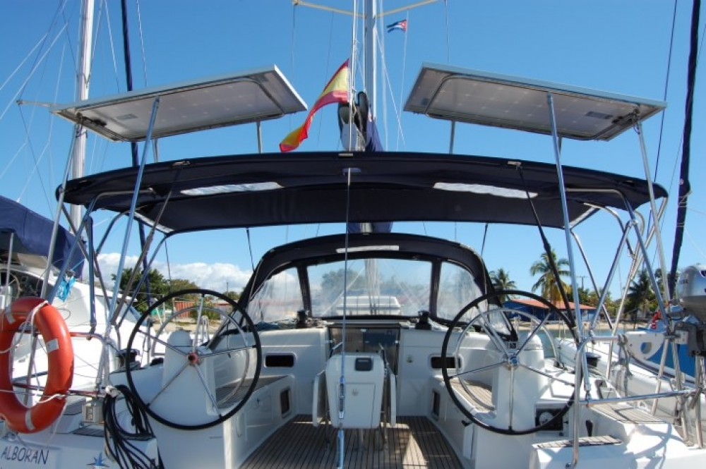 Sailboat for rent Canary Islands at the best price