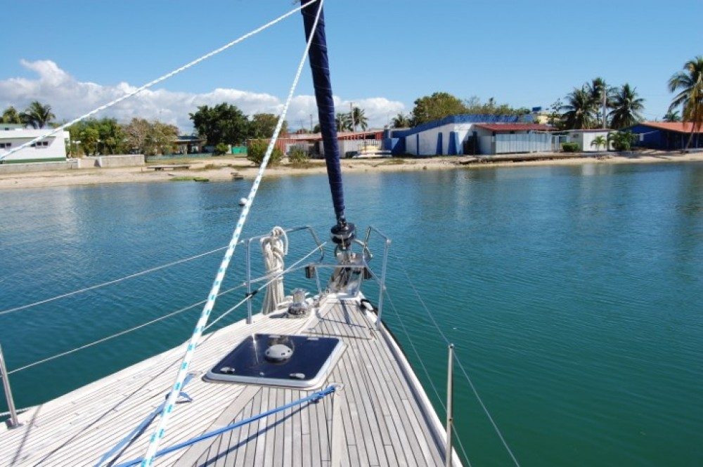 Hire Sailboat with or without skipper Jeanneau Canary Islands