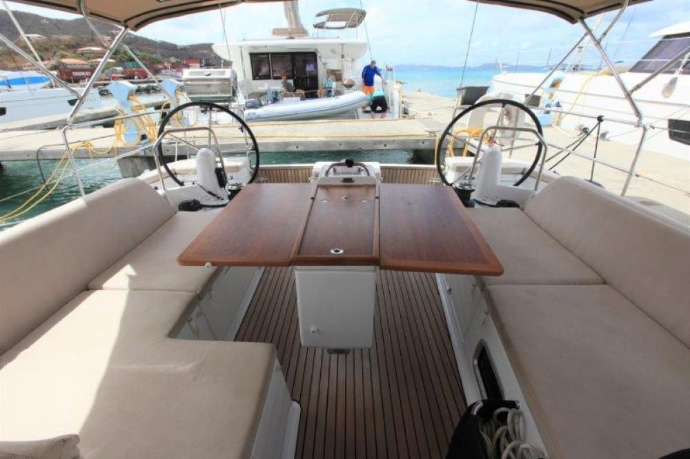Boat rental Jeanneau Sun Odyssey 44 in Road Town on Samboat