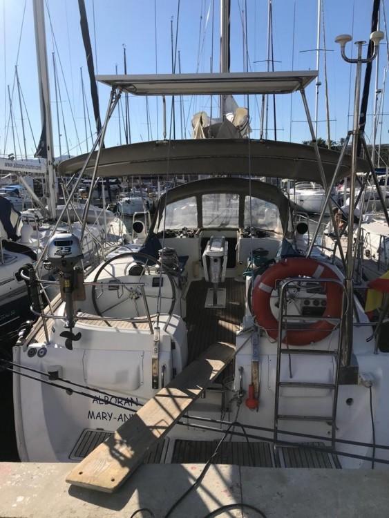 Boat rental Palma cheap Beneteau 50