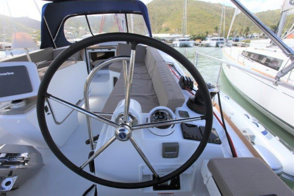 Boat rental Road Town cheap Sun Odyssey 44 Ds