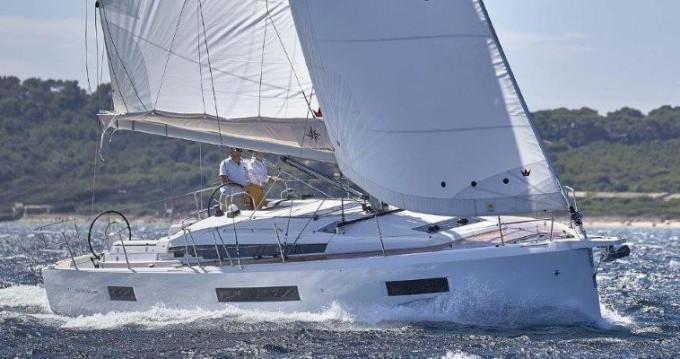 Boat rental Tortola cheap Sun Odyssey 44 Ds