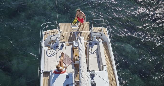 Rent a Jeanneau Sun Odyssey 44 Ds Tortola