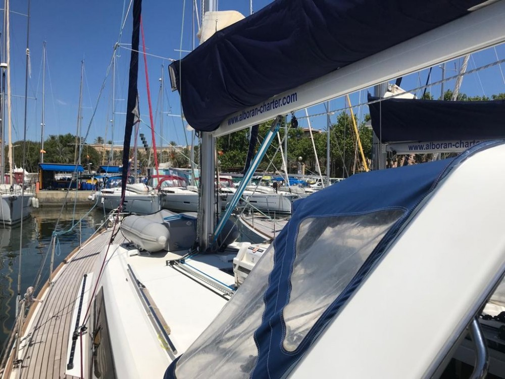 Hire Sailboat with or without skipper Bénéteau Palma