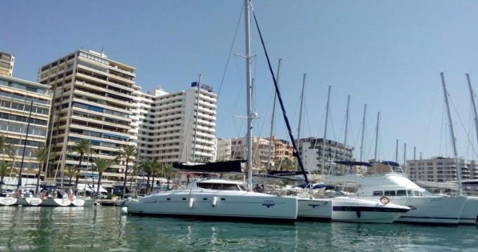 Boat rental Fountaine Pajot Bahia 46 in Tenerife (Island) on Samboat