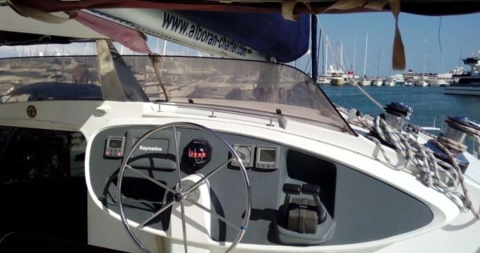 Catamaran for rent Tenerife (Island) at the best price