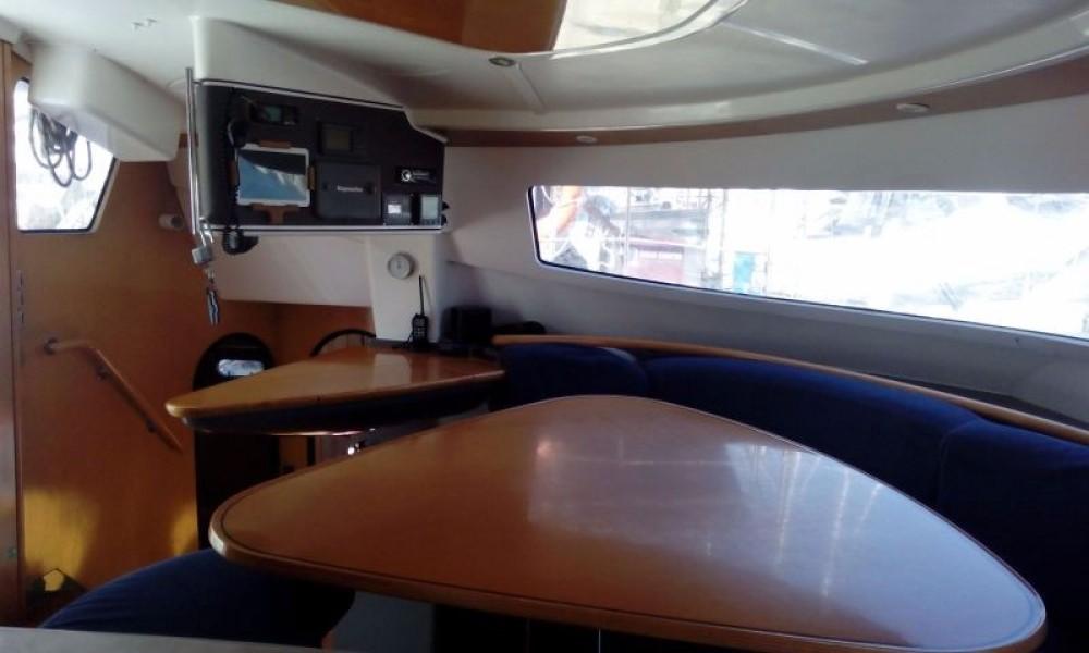Catamaran for rent El Rosario at the best price