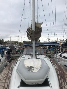 Rental Sailboat in Gran Canaria - Jeanneau Sun Odyssey 519