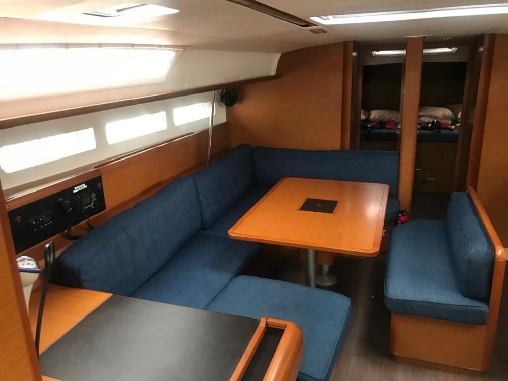 Rental yacht Tejeda - Jeanneau Sun Odyssey 519 on SamBoat