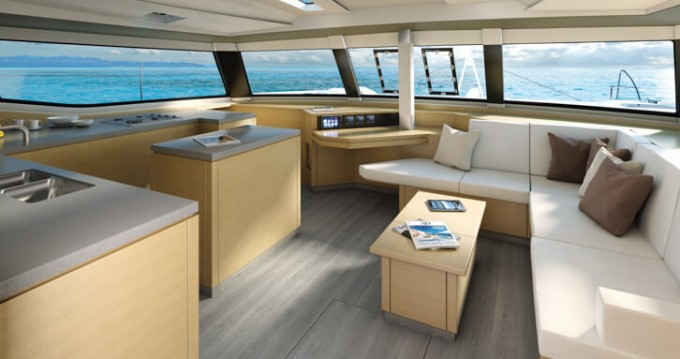 Fountaine Pajot Saba 50 between personal and professional Tortola