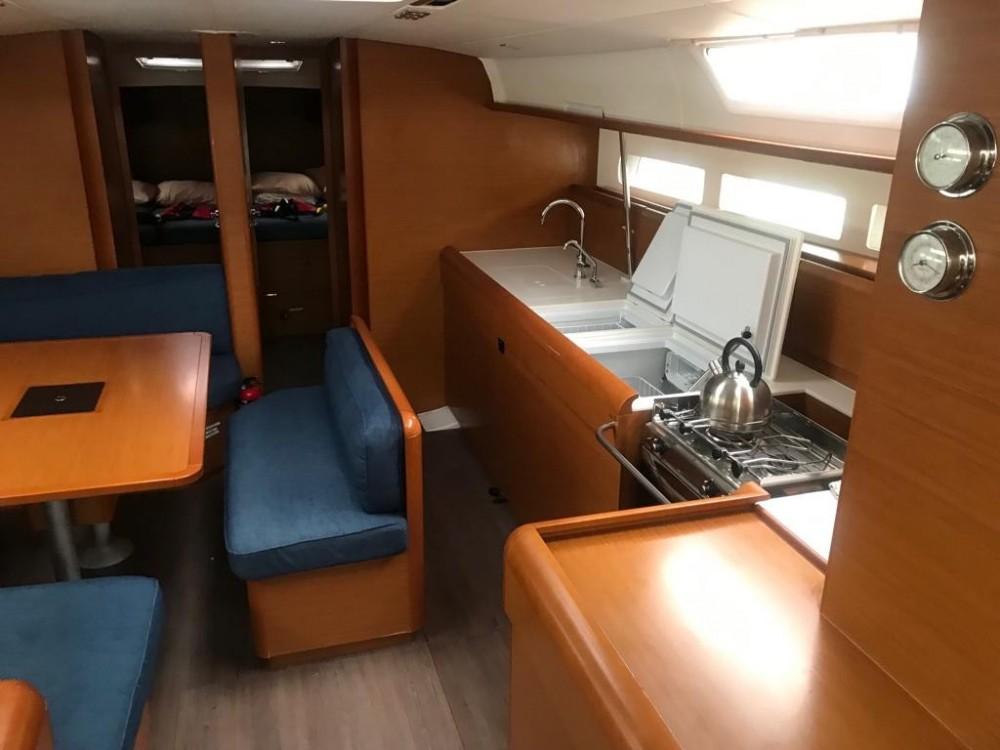 Rental Sailboat in Las Palmas de Gran Canaria - Jeanneau Sun Odyssey 519