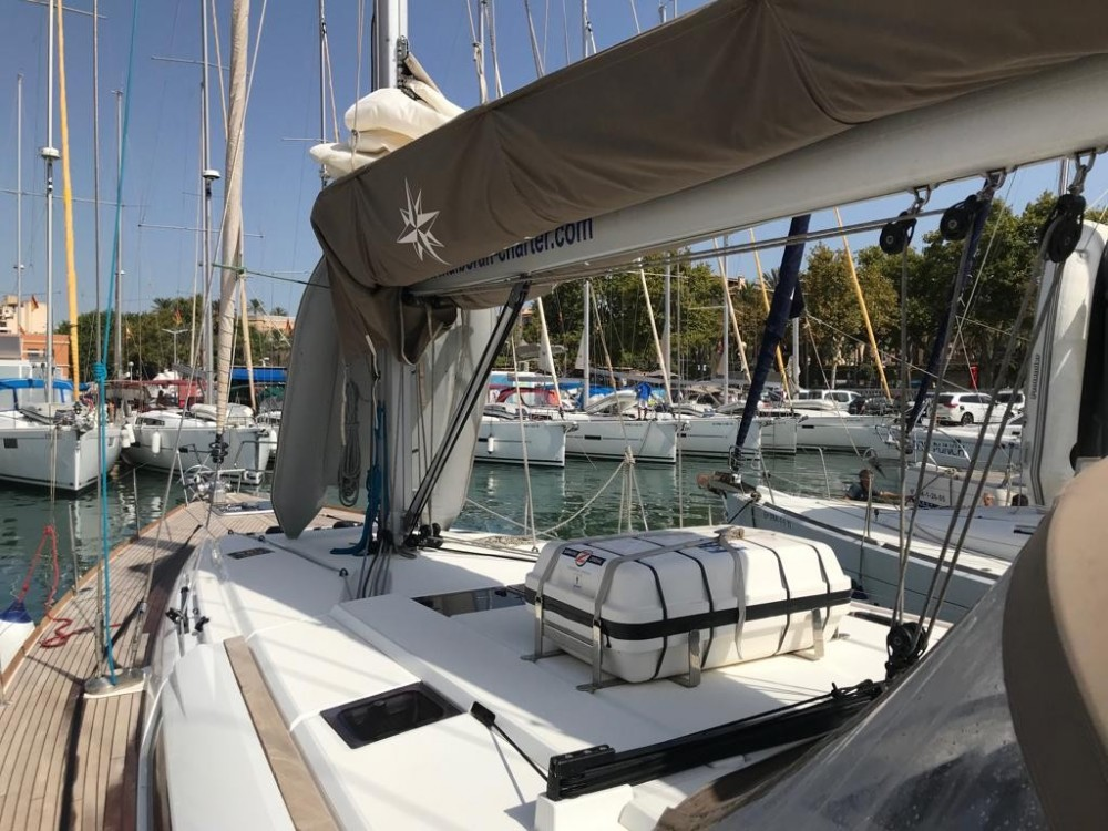 Rent a Jeanneau Sun Odyssey 519 Palma