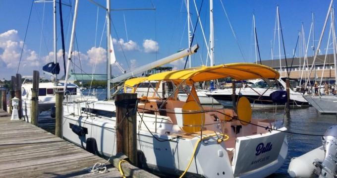 Rental Sailboat in Tortola - Jeanneau Sun Odyssey 44 Ds