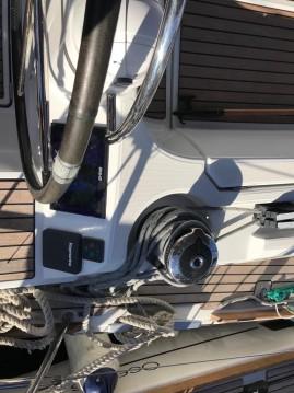 Boat rental Palma de Mallorca cheap Sun Odyssey 519