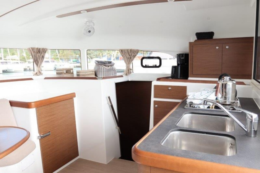 Hire Catamaran with or without skipper Lagoon Road Town