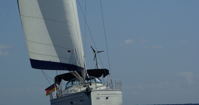 Rental Sailboat in Tenerife (Island) - Bavaria Cruiser 51