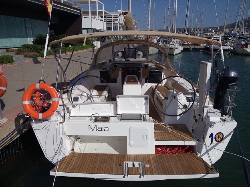 Hire Sailboat with or without skipper Dufour Road Town
