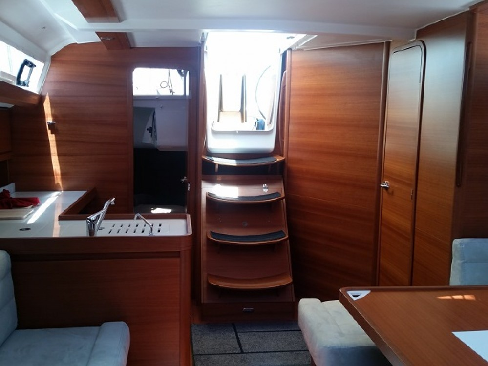 Dufour Dufour 412 Grand Large between personal and professional Road Town