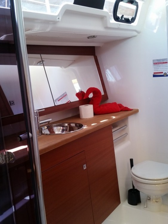 Boat rental Road Town cheap Dufour 412 Grand Large