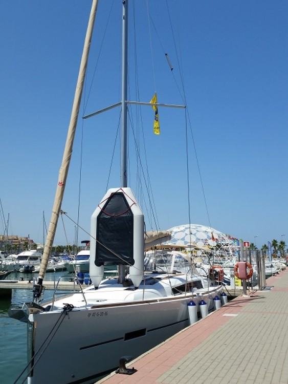 Boat rental Dufour Dufour 412 Grand Large in Road Town on Samboat