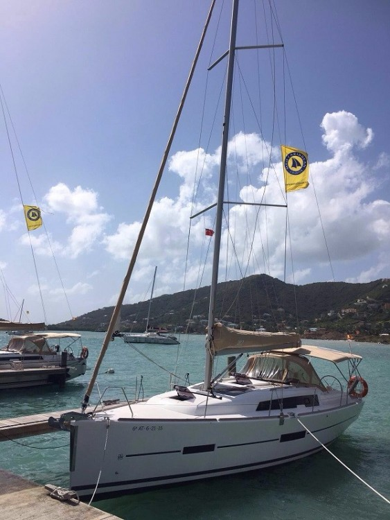 Rental yacht Road Town - Dufour Dufour 382 Grand Large on SamBoat