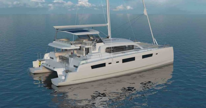 Boat rental Voyage Voyage 575 in Tortola on Samboat