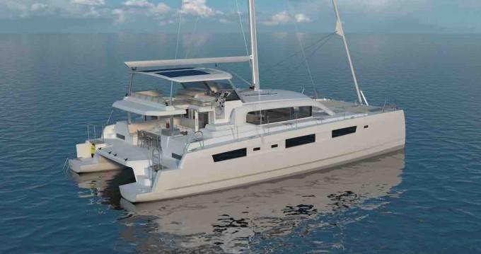 Boat rental Tortola cheap Voyage 575