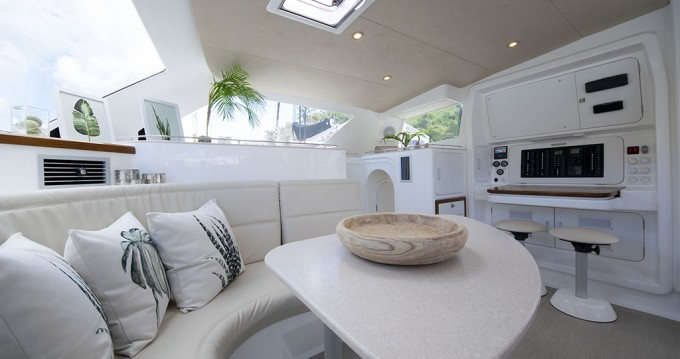 Hire Catamaran with or without skipper Voyage Tortola