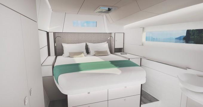 Rental Catamaran in Road Town - Voyage yachts Voyage 575