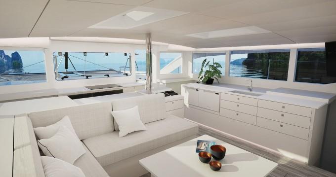 Boat rental Road Town cheap Voyage 575