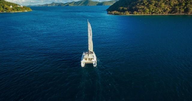 Boat rental Tortola cheap Voyage 480