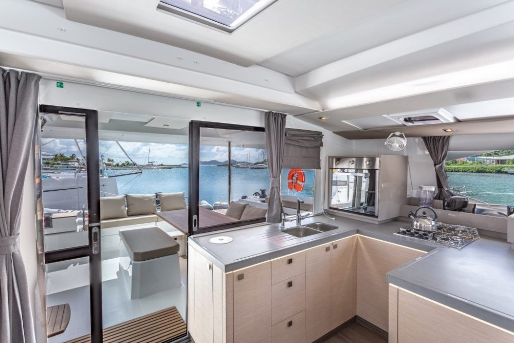 Fountaine Pajot Fountaine Pajot between personal and professional Tortola