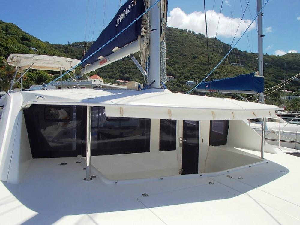 Rental yacht Tortola - Leopard Leopard 44 on SamBoat