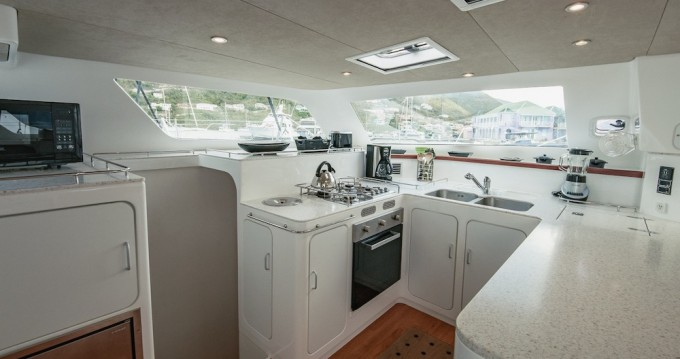 Rental yacht Tortola - Voyage Voyage 480 on SamBoat
