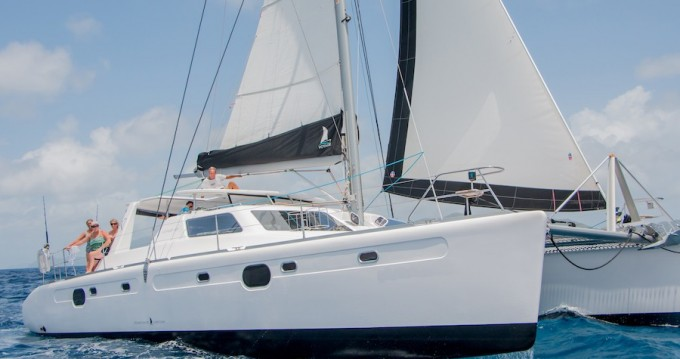 Voyage Voyage 480 between personal and professional Tortola