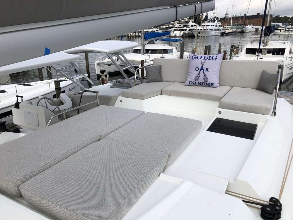 Rental yacht Tortola - Fountaine Pajot Fountaine Pajot on SamBoat