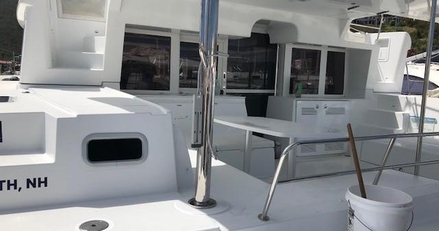 Rental Catamaran in Tortola - Lagoon Lagoon 450 F