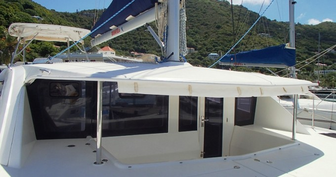 Rent a Robertson and Caine Leopard 44 Tortola