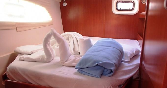 Rental Catamaran in Tortola - Robertson and Caine Leopard 44