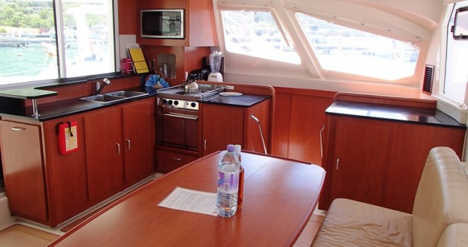 Hire Catamaran with or without skipper Robertson and Caine Tortola