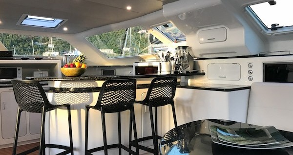 Rental Catamaran in Road Town - Voyage yachts Voyage 520