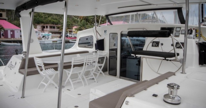 Voyage Voyage 520 between personal and professional Tortola