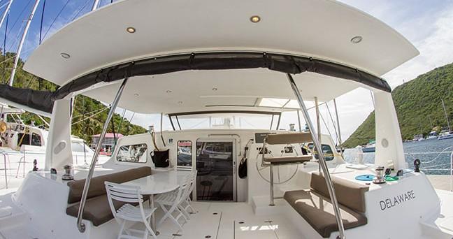 Rental Catamaran in Tortola - Voyage Voyage 520