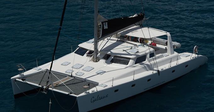 Rental yacht Tortola - Voyage Voyage 500 on SamBoat