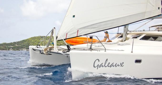 Rental Catamaran in Tortola - Voyage Voyage 500