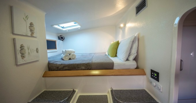 Boat rental Tortola cheap Voyage 500