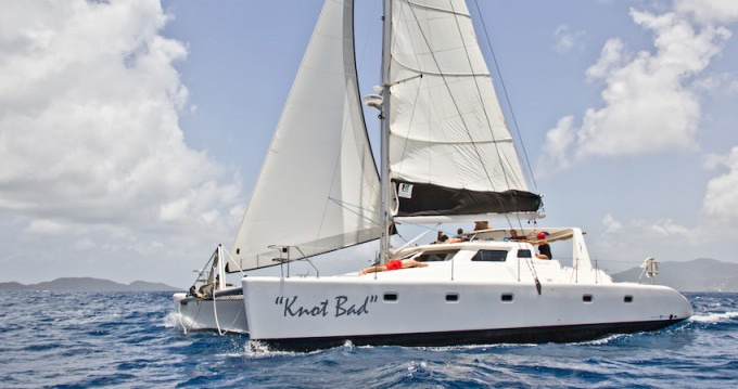 Boat rental Voyage Voyage 500 in Tortola on Samboat