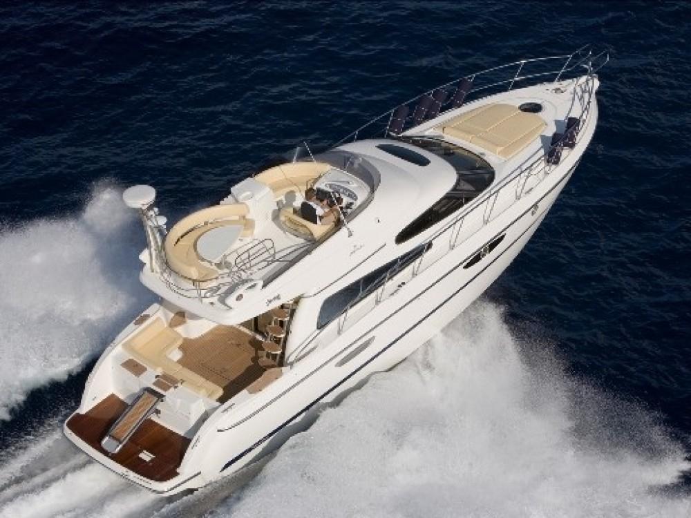 Rental Motor boat in Athens - Cranchi Cranchi Atlantique 50