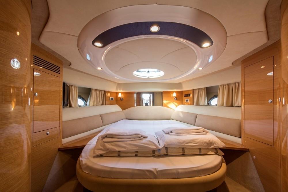 Rental yacht Athens - Cranchi Cranchi Atlantique 50 on SamBoat